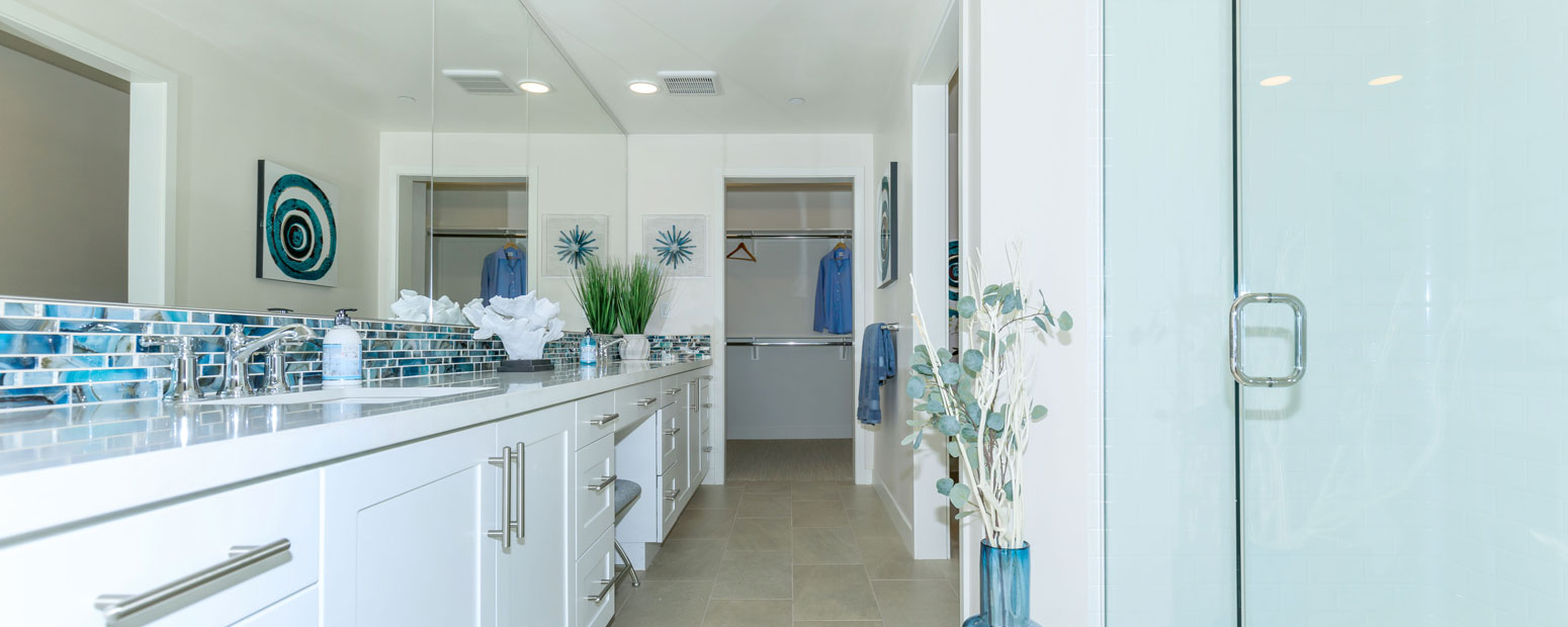 Master Bath | Oxford Flats 4A